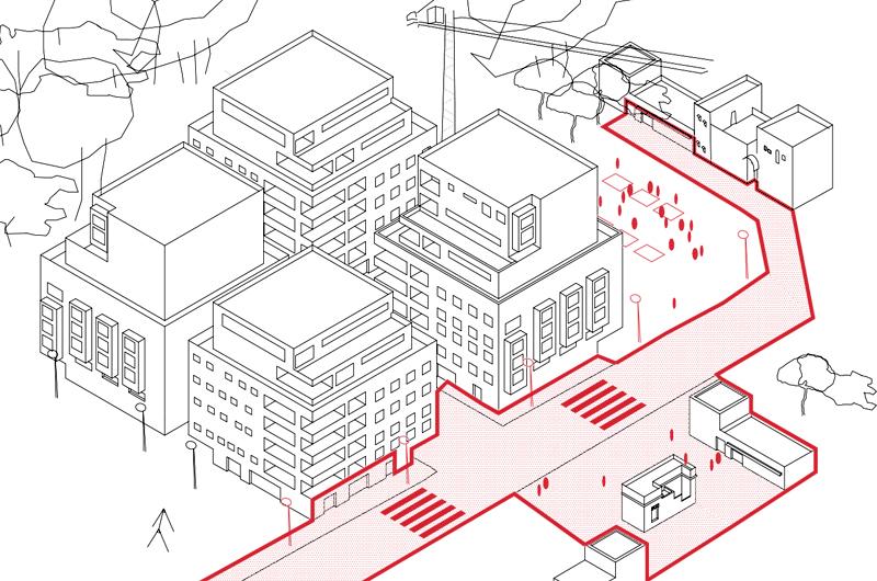 Equal Saree Barcelona urbanismo arquitectura feminista género cooperación