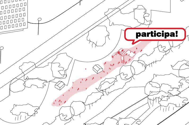 Equal Saree Barcelona urbanismo arquitectura feminista género participación