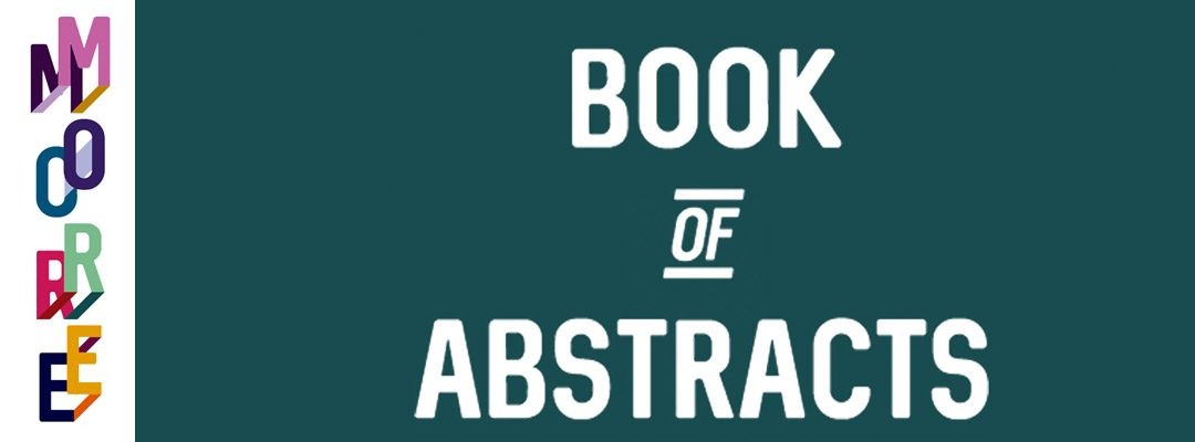 Ja està disponible el Book of Abstracts de MOREcongress