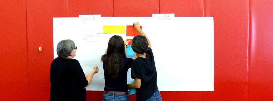 Integrant la perspectiva de gènere al disseny de patis escolars