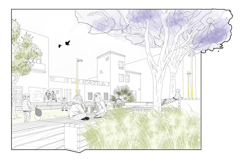 Projecte_Fem dissabte a la Plaça d'en Baró_Equal Saree 06
