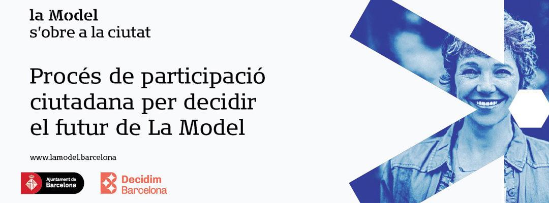 Iniciem el procés participatiu per definir La Model