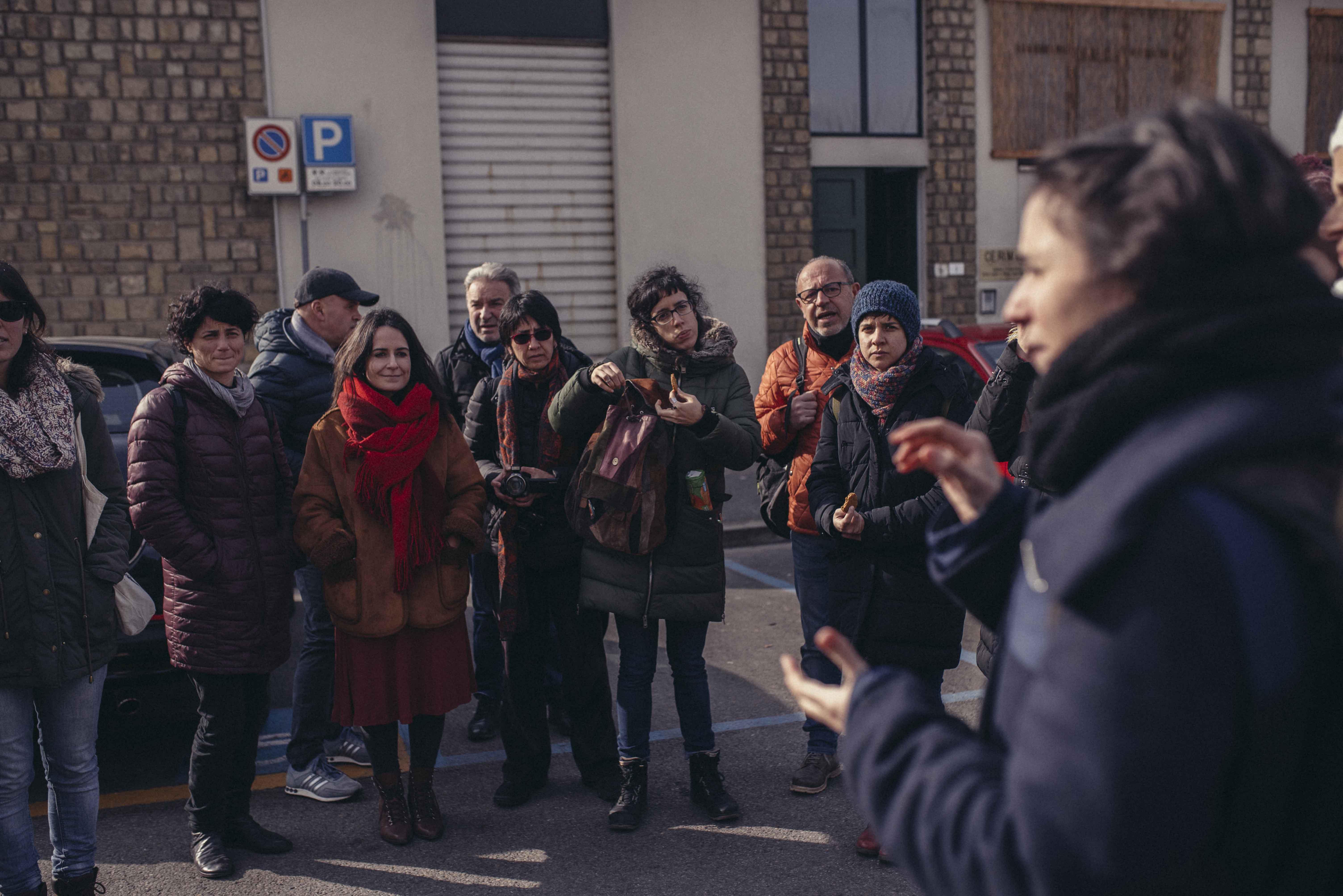 Equal Saree Barcelona urbanismo arquitectura feminista género patios coeducativos infancia participación espacio público marcha exploratoria