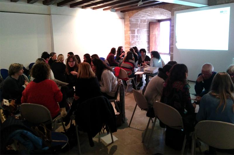 formación patios coeducativos Equal Saree Barcelona urbanismo arquitectura feminista género