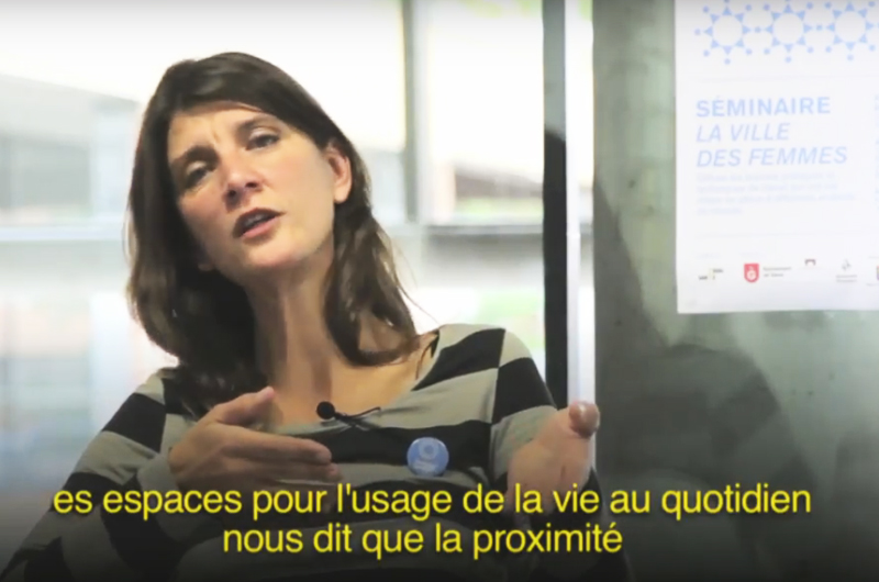 Equal Saree Barcelona urbanismo arquitectura feminista género participación espacio público formación publicación