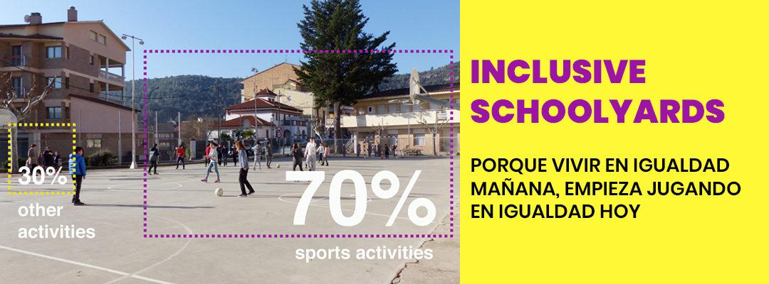 Llancem la campanya crowdfunding INCLUSIVE SCHOOLYARDS