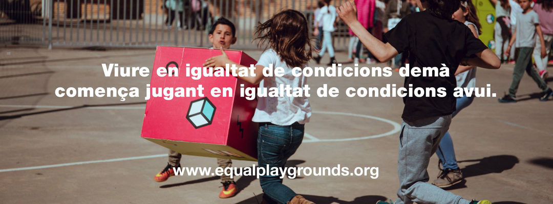 Presentem la campanya Equal Playgrounds.