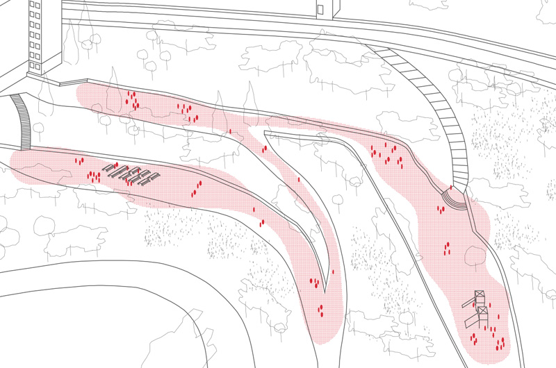 Co-conception de Sandino Park