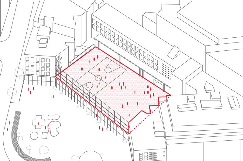 Equal Saree Barcelona urbanismo arquitectura feminista género patios coeducativos infancia participación la generadora formación