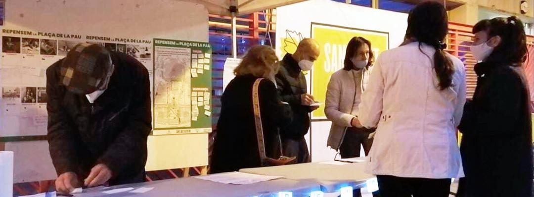 Metodologies innovadores de participació a Sant Just Desvern!